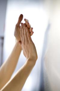 Minna's Hands
